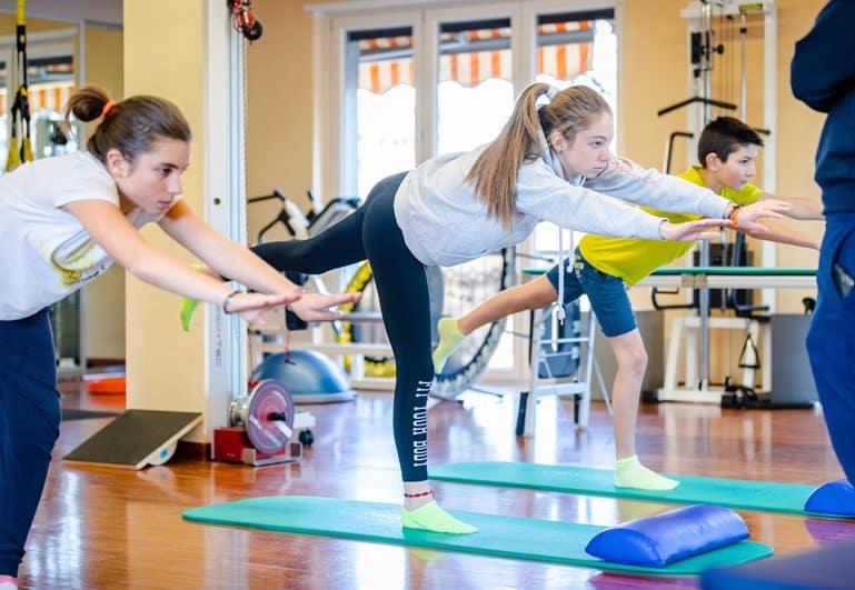 Fisiokinetik - Ginnastica Correttiva - Biella