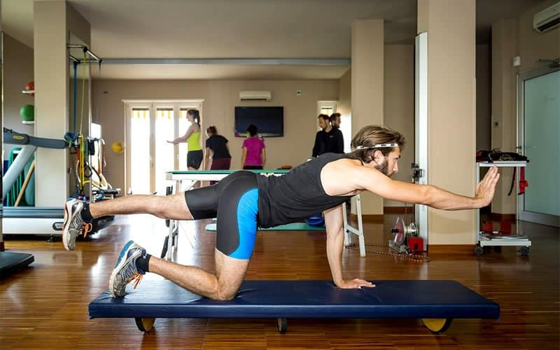 fisiokinetik-centro-fisioterapico-riabilitazione-forma-fisica-preparazione-atletica-benessere-biella-visite mediche - area sportiva