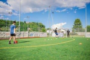 Atletica all'aperto, Allenamenti e Riatletizzazione