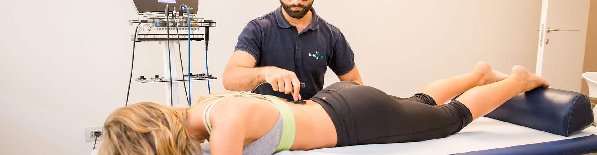 Tecarterapia a Biella per patologie osteoarticolari e muscolari