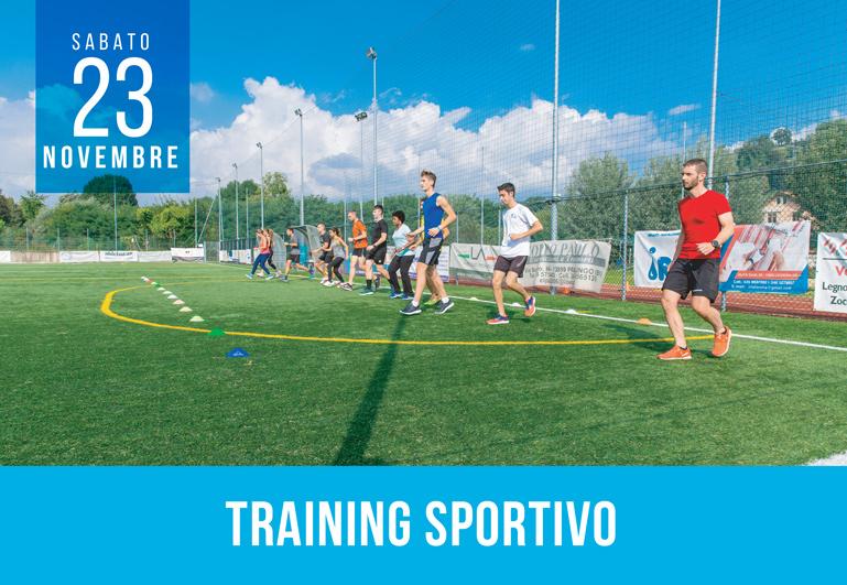 Training per il miglioramento delle performance sportive Biella
