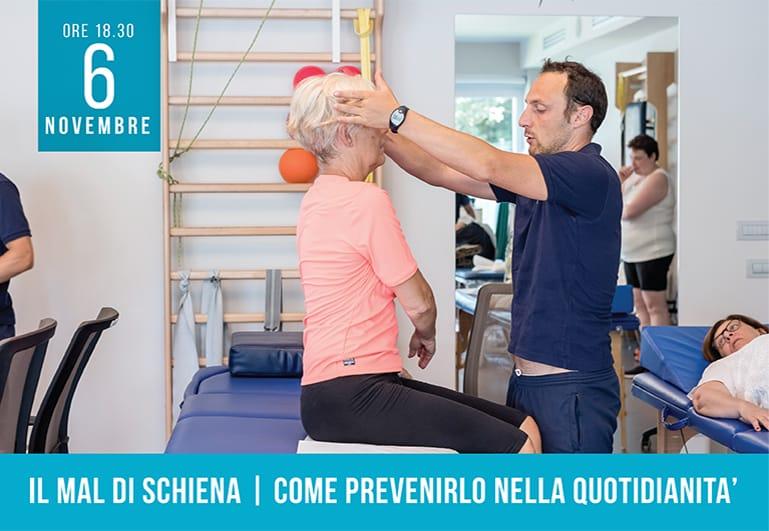 La Prevenzione del Mal di Schiena nella Quotidianità..