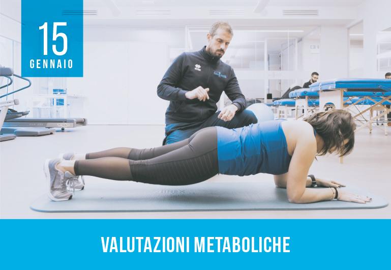Valutazioni Metaboliche a Biella