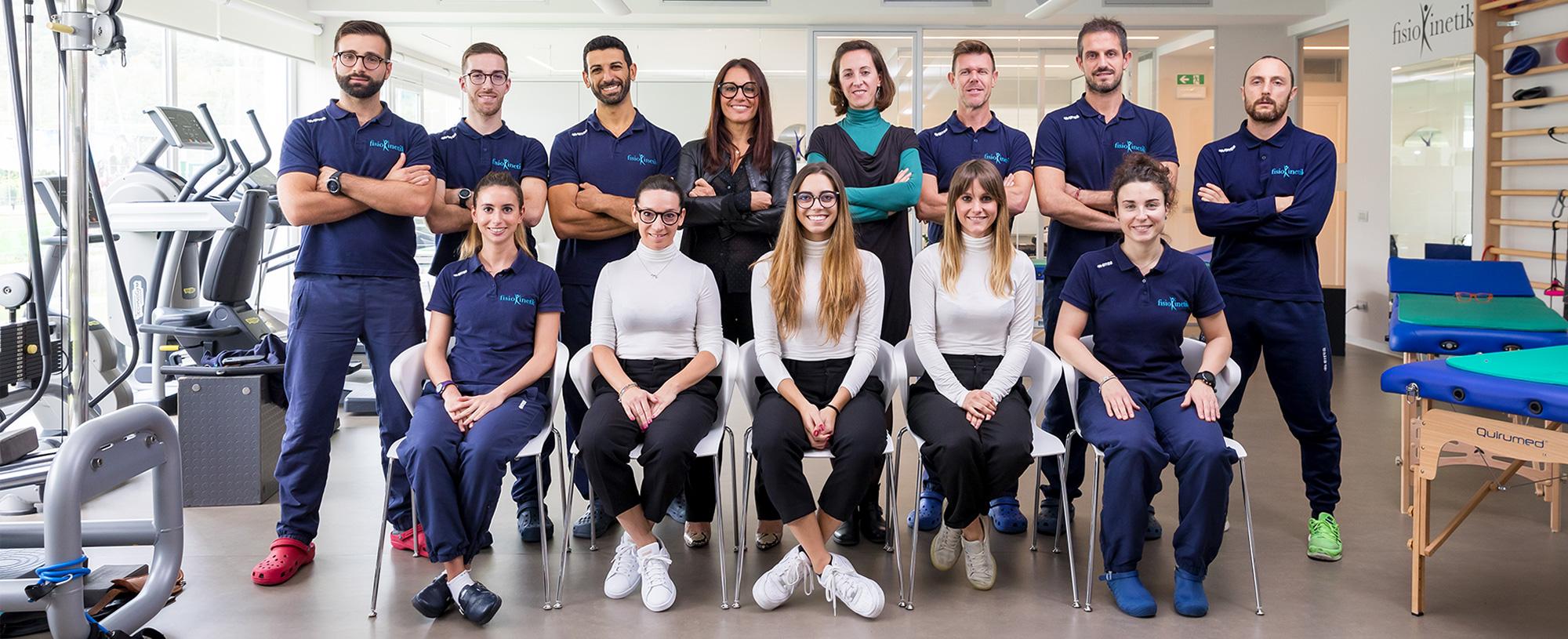 Fisiokinetik Centro di Fisioterapia e Struttura Sanitaria a Biella