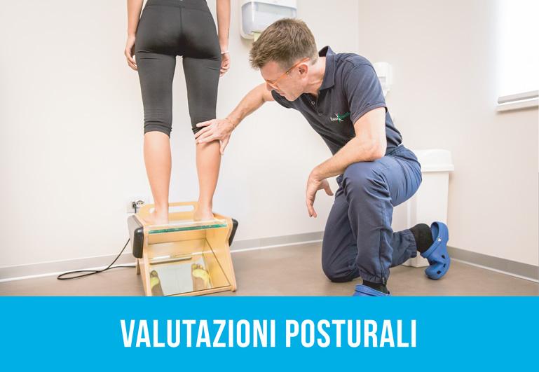 Valutazioni Posturali a Biella | Fisiokinetik