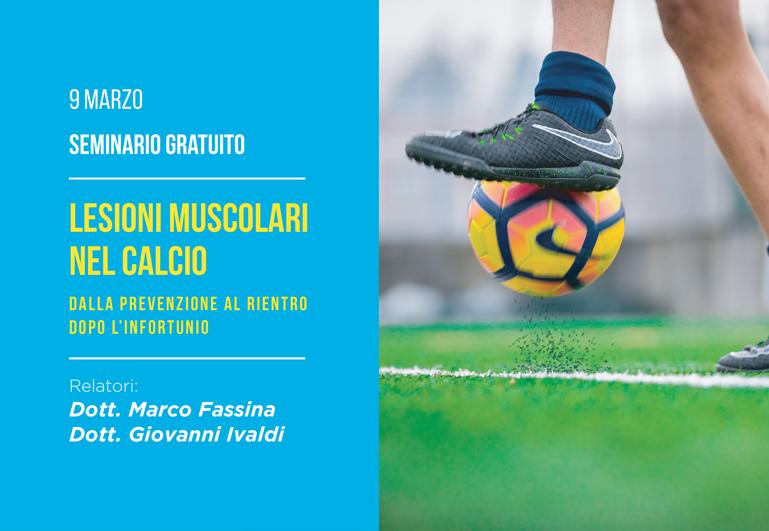 Lesioni Muscolari nel Calcio Fisiokinetik