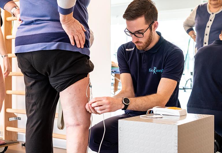 Riabilitazione Protesi Anca Biella