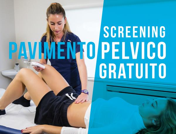 Screening gratuito pavimento pelvico a Biella