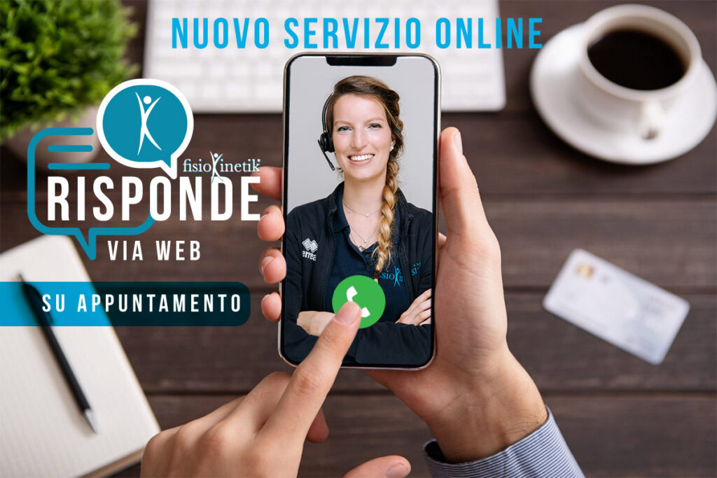 Consulenza Fisioterapica Online