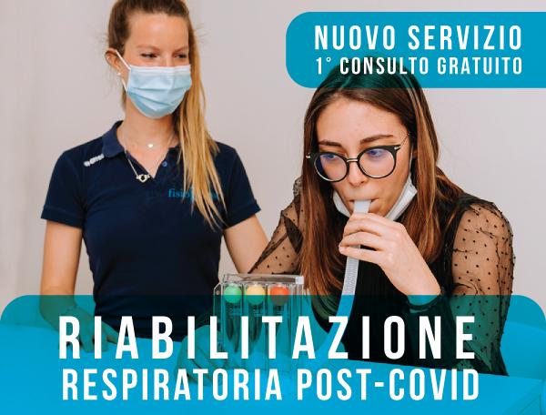 Riabilitazione respiratoria post Covid-19 a Biella Primo Consulto Gratuito