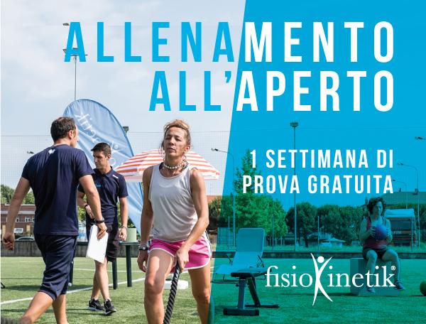Prima settimana gratuita di allenamenti sul campo a Biella
